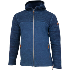 Ivanhoe of Sweden Joel Full-Zip Jacke Herren electric blue